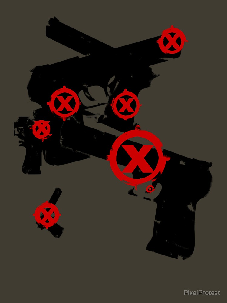 no gangster, don't shoot v03 by PixelProtest