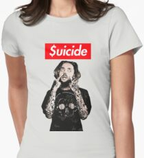 suicide boys Womens Fitted T-Shirt