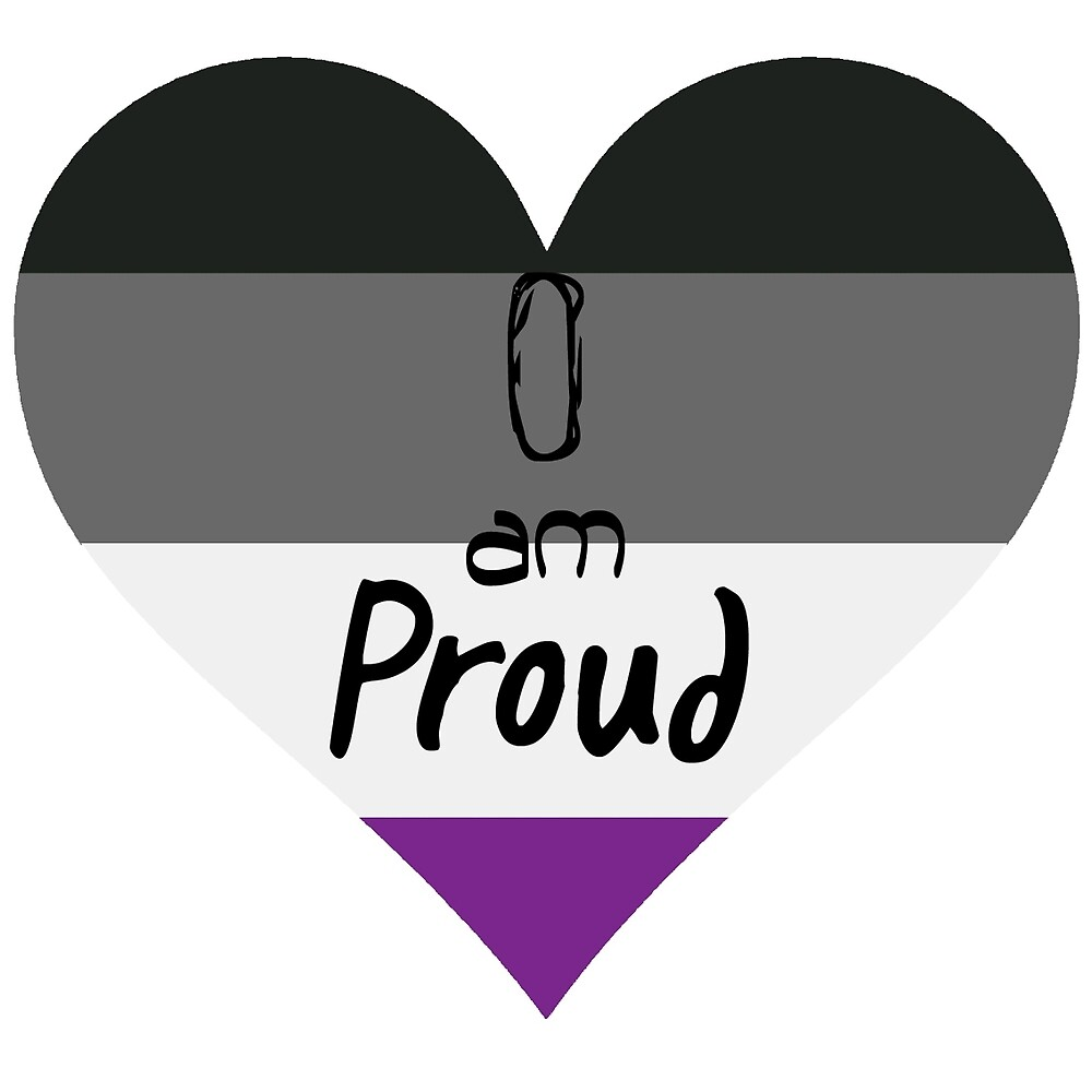 Asexual - I Am Proud by sadiesimpson