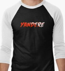 Yandere Shirt Men's Baseball ¾ T-Shirt