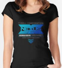 Tyrell Corp Nexus - Blade Runner Women's Fitted Scoop T-Shirt