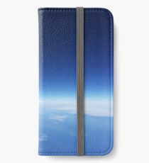 Horizon from Space iPhone Wallet/Case/Skin