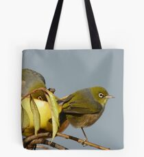 My Love Is Patient And Kind.... - Silver-Eyes - NZ Tote Bag