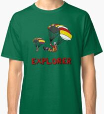 The ORIGINAL Stranger Things EXPLORERS Shirt - Dustin's Shirt Classic T-Shirt