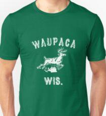 The ORIGINAL Waupaca Wis. Stranger Things Shirt! - Dustin's shirt T-Shirt