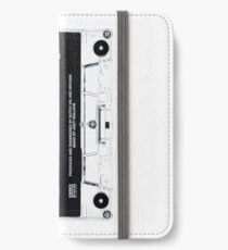 Music Tape Cover Nirvana Grunge  iPhone Wallet/Case/Skin