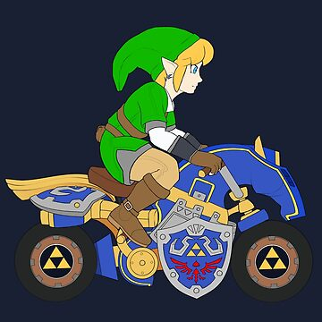 Mario Kart 8 - The Master Cycle by briteddy