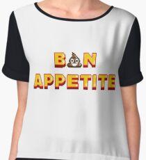 Bon Appetite Chiffon Top