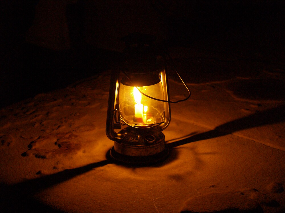 Lamp on the mortuary slab, Port Arthur by flash62au
