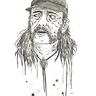 Lemmy by Calum Margetts Illustration