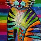 I love Cats by Karin Zeller