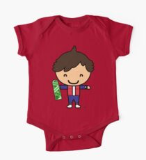 Futuristic Boy Kids Clothes