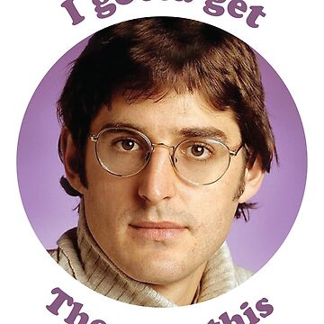 Louis Theroux – I gotta get Theroux this by brendonrush
