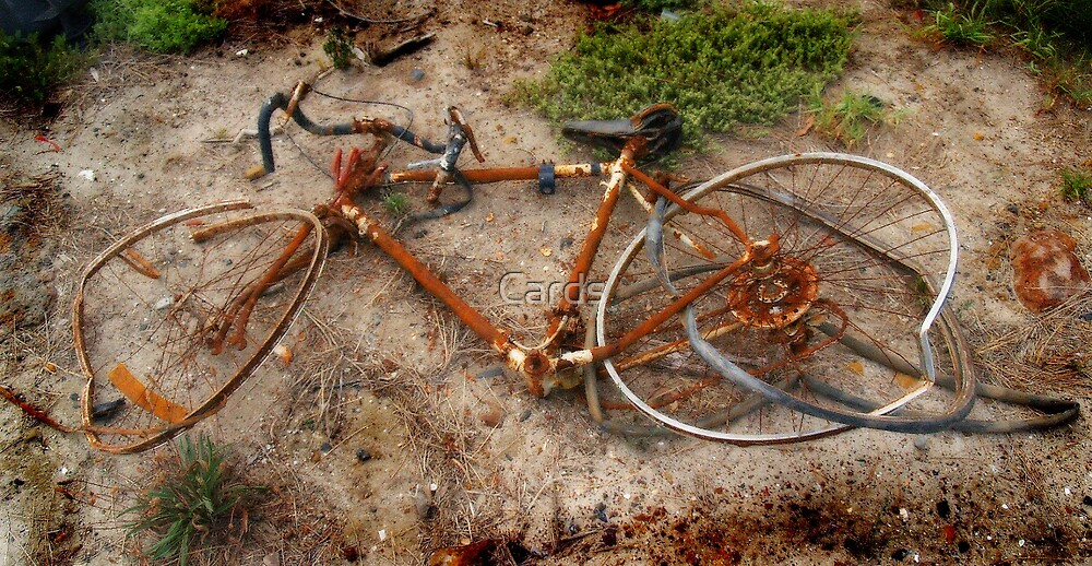Bike - Out Of Order! by Cards