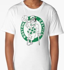 boston celtics best logo Long T-Shirt