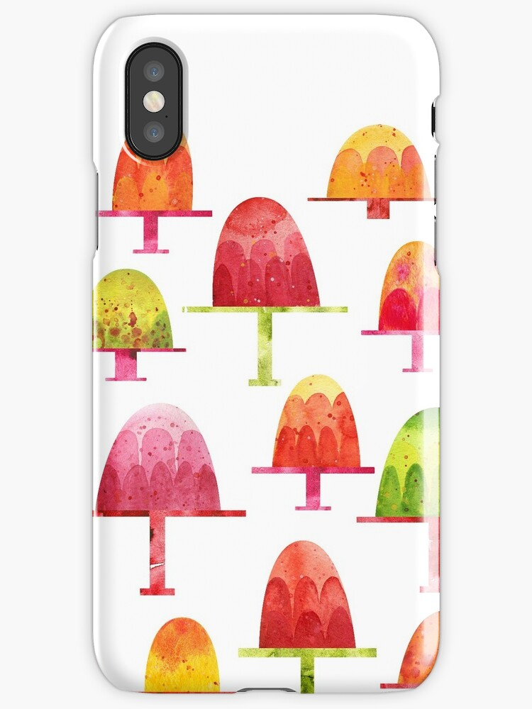 Jellies on Plates by Nic Squirrell