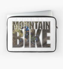 Mountain Bike Laptop Sleeve