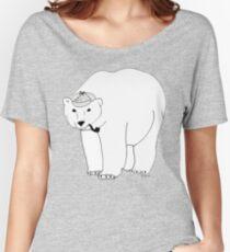 Bearlock Holmes Women's Relaxed Fit T-Shirt