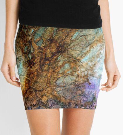 Sweet Chestnut (Original painting sold) Mini Skirt