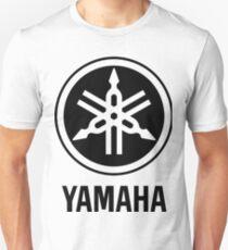 YAMAHA BLACK Unisex T-Shirt