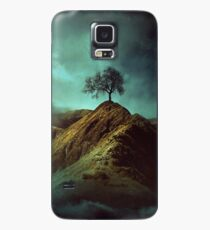 Lonely tree Case/Skin for Samsung Galaxy