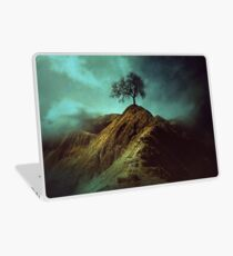Lonely tree Laptop Skin