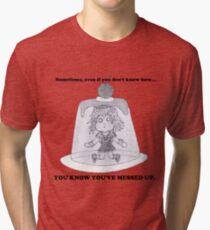 Neptune Pudding Tri-blend T-Shirt