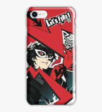 P5 Let's Fire! iPhone Case/Skin