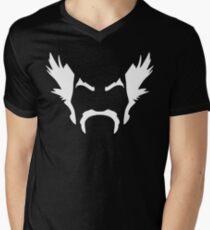 Heihachi Mishima Tekken Mens V-Neck T-Shirt