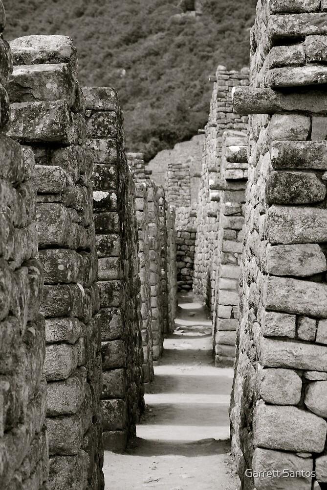 Stone Alley by Garrett Santos