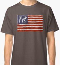 FTP flag Classic T-Shirt
