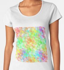 Colourful & Vibrant Design Women's Premium T-Shirt