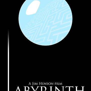 Labyrinth by Jim Henson by brakkum