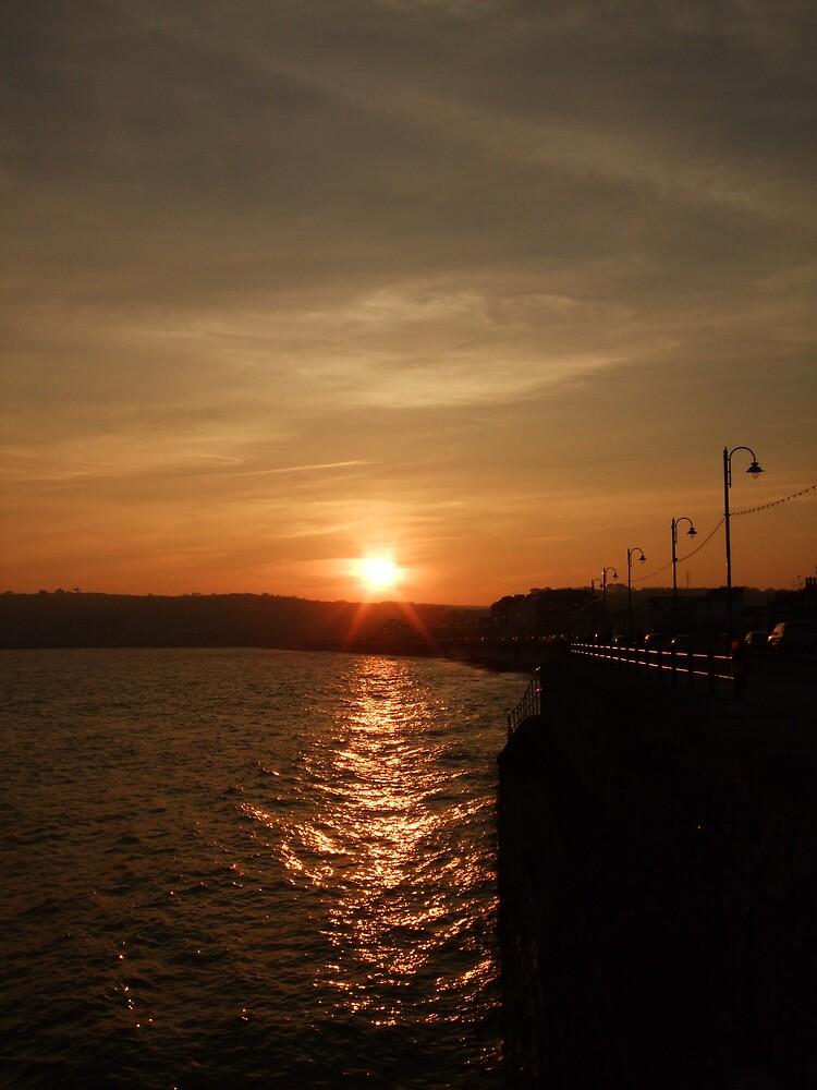 Penzance Sunset by Hannah83
