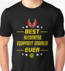 automated equipment engineer - solve and travel design T-Shirt