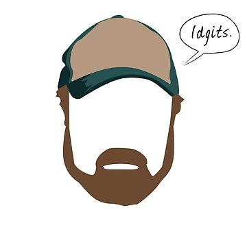 "Bobby Singer ""Idgits"" by fixedinpost"