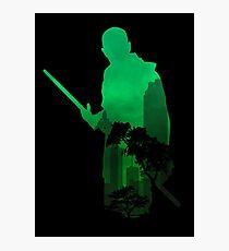 The Walking Dead - Morgan Jones - Alternative Fanart Photographic Print