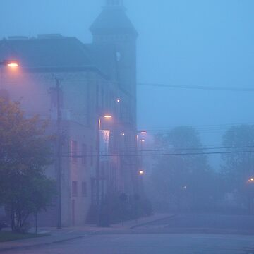 Foggy Morning at the Opera House by willie5