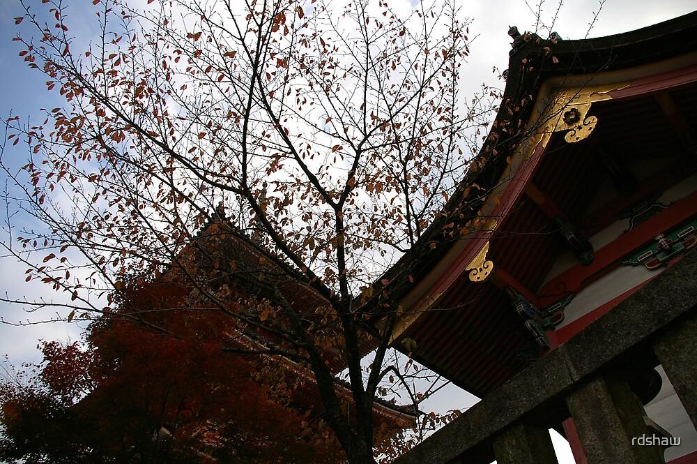 Kiyomizu Temple by rdshaw
