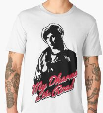 My Dharma is the Road Men's Premium T-Shirt