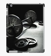 Olympic Weight Training iPad Case/Skin
