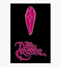 The Dark Crystal by Jim Henson Photographic Print