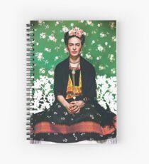 Frida Kahlo - Mexican painter Spiral Notebook