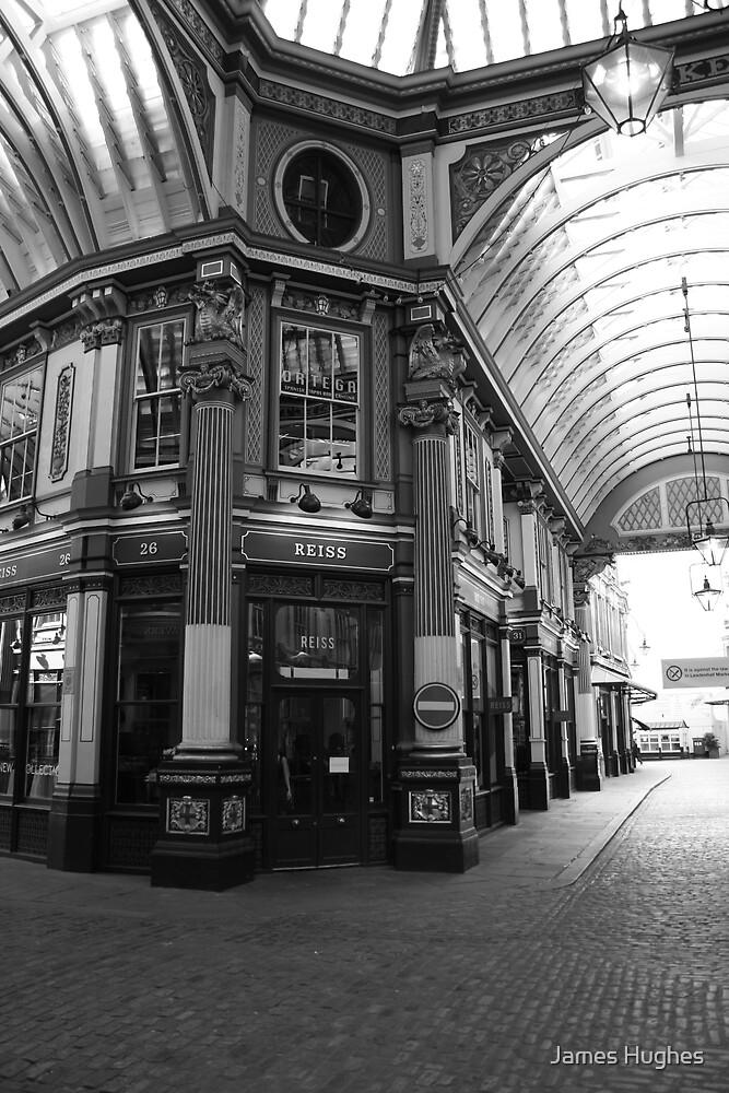 Leadenhall Market by James Hughes