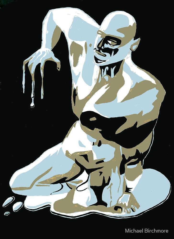Mercury man by Michael Birchmore