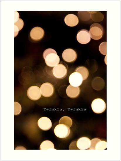 Christmas Lights! - Twinkle Twinkle  by dfalknor
