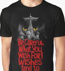 Behemoth the Cat (Master and Margarita) Graphic T-Shirt
