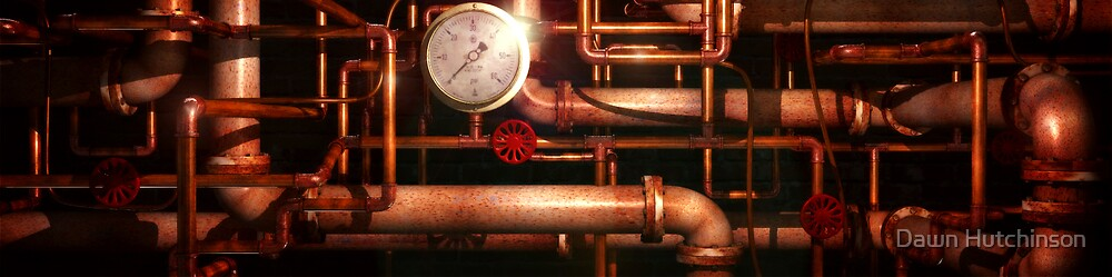 Pipes by Dawn Hutchinson