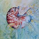 Not So Naughty Nautilus by ArtPearl
