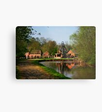 Blists Hill Canal Metal Print